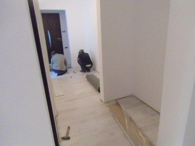 Preturi manopera montat parcet laminat dupa renovarea apartamentului