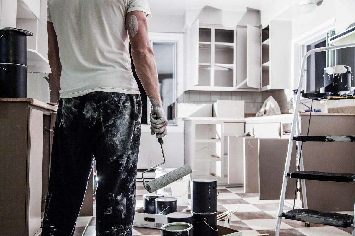 Procesul complet de renovare/amenajare al unui apartament