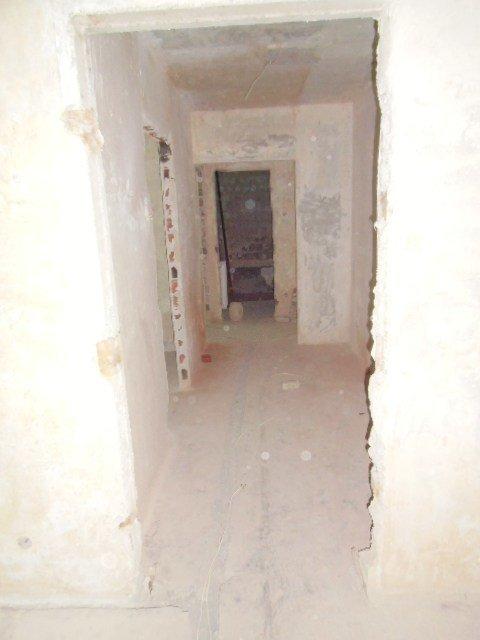 disegn de renovare ptr un ap de 3 camere 3 - Renovarea unui apartament cu 4 camere in Bucuresti - Total Design
