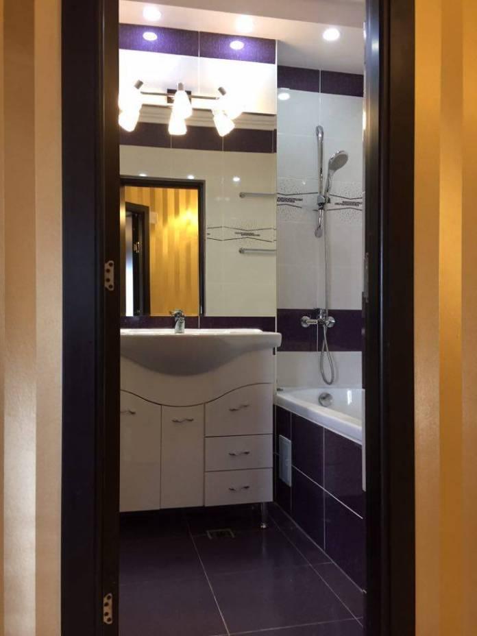Renovări apartamente 2 3 4 camerefinisaje - Cele mai frumoase bai amenajate de firma Total Design - Renovari Bucuresti