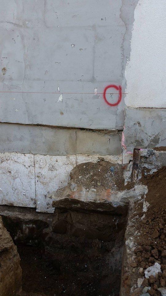 pret fundatie casa 80 mp 2019costructii firma - Saparea fundatiei- Galerie foto