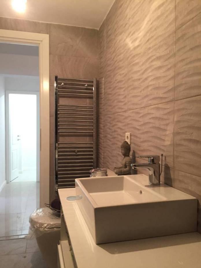 cum se monteaza caloriferul in baie ghid - Renovari apartamente 2019 - Solutii pentru apartamente 2, 3 sau 4 camere