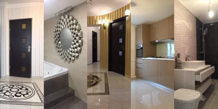 amenajari interioare apartamente - Total Design