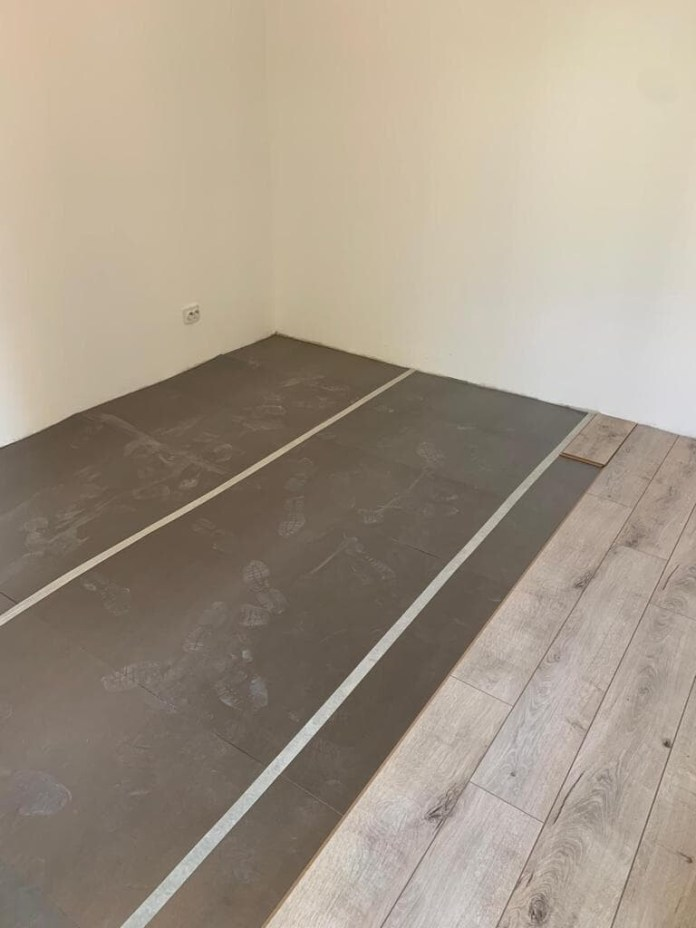 renovarea unui apartament vechi