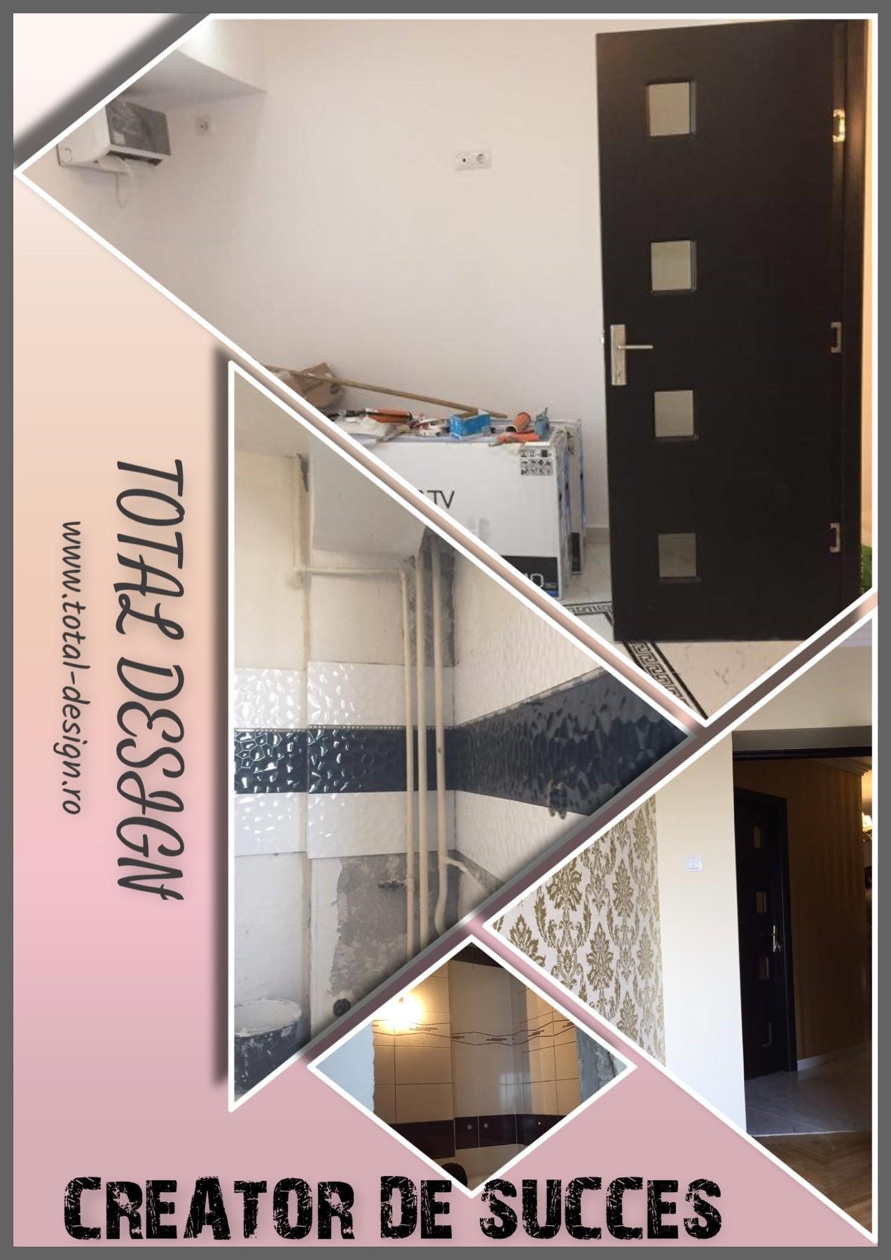 Preturi amenajare apartament 4 camere 2020 Bucuresti