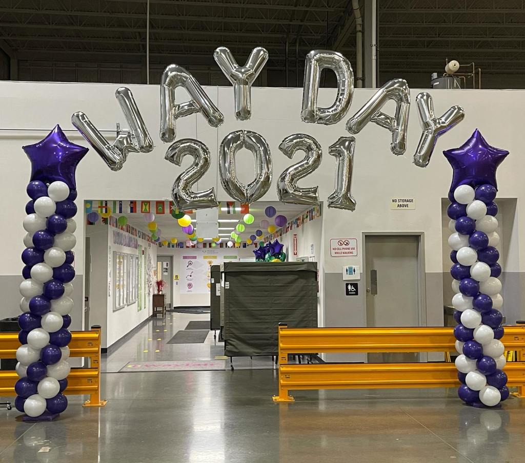 PSA: tomorrow is Way Day at Wayfair in case you need anything! #wayfairballoons #wayday2021 #corporateevents #balloonsbytotalparty