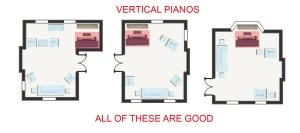 Piano Room Placement | Where to Position Your Piano In a Room