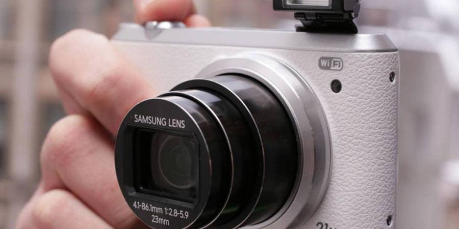 Samsung Smart Camera WB350F review : 16.3MP Smart Camera
