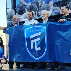 FC Edmonton Welcomed into Canadian Premier League