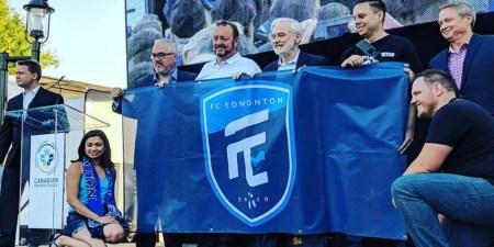 FC Edmonton Welcomed into Canadian Premier League