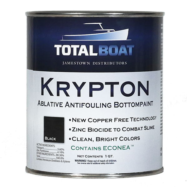 Krypton Copper-Free Antifouling Paint