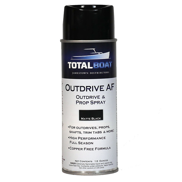 Outdrive AF Protective Prop & Outdrive Aerosol Spray