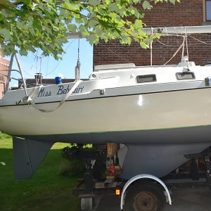 Boat finished with TotalBoat TotalProtect