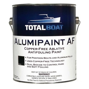 aluminum boat bottom paint