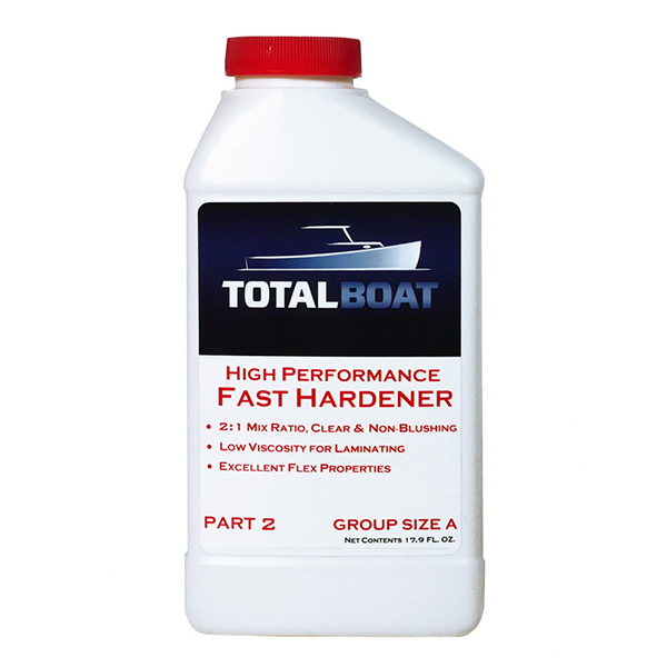 High Performance Epoxy Fast Hardener