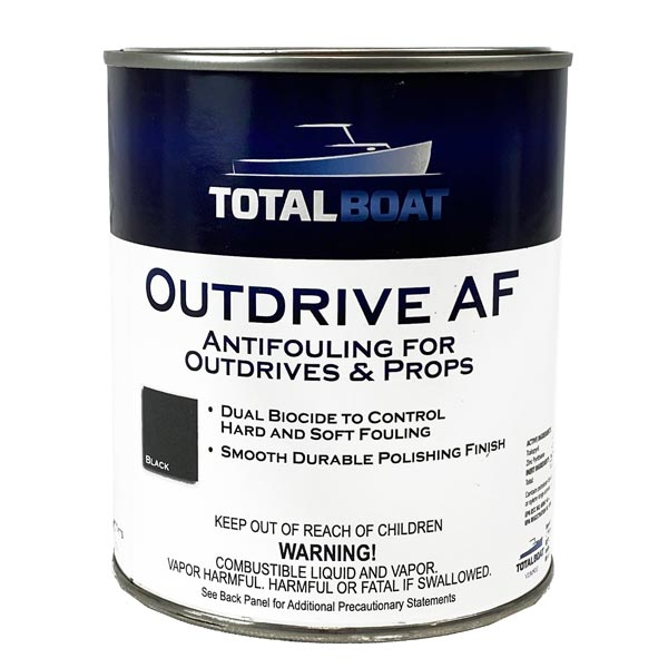 Outdrive AF Prop and Outdrive Antifouling Paint