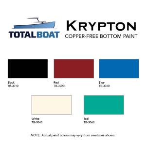 Krypton Copper-Free Antifouling Bottom Paint