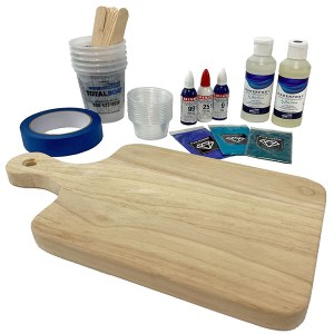 Epoxy Ocean Serving Board Mini Kit