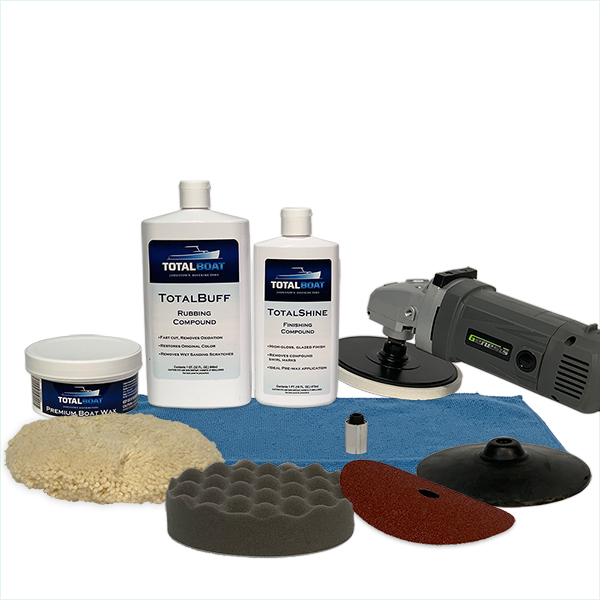 TotalBoat Boat Polishing Kit