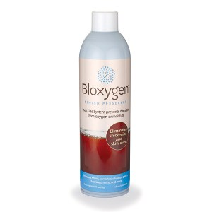 Bloxygen Finish Preserver for Varnish, Stain and Paint