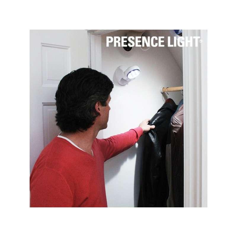 Lampe Dappoint Piles Projecteur Avec Dtecteur De