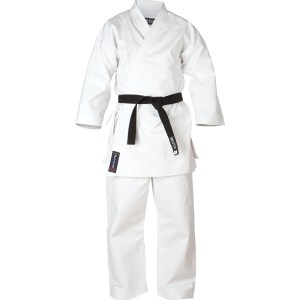 White Diamond Karate Suit