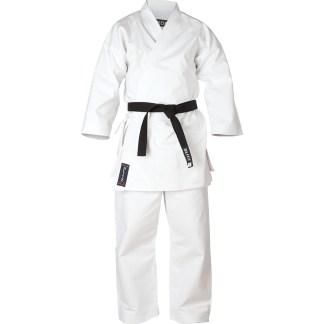 White Diamond Karate Suit