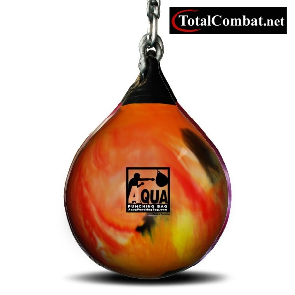 aqua punch bag