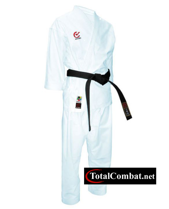 wkf approved karate snapping effect suit 10oz