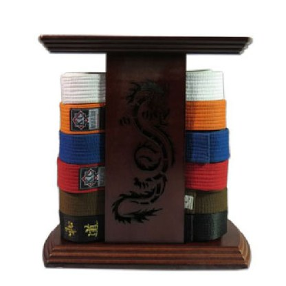 Dragon Art Belt Display