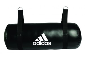 adidas barrel punch bag