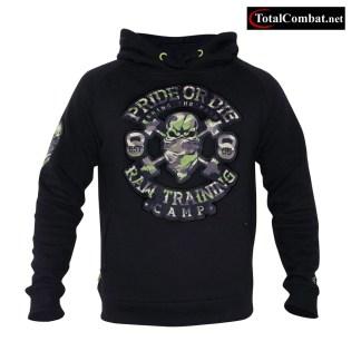 Pride Or Die Black MMA Hoody
