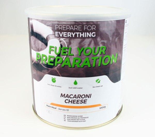 Freeze Dried Tin Macaroni Cheese