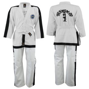 ITF and Taekwondo Poomes Uniforms