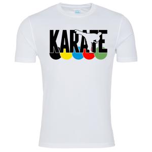 Martial Arts T Shirts