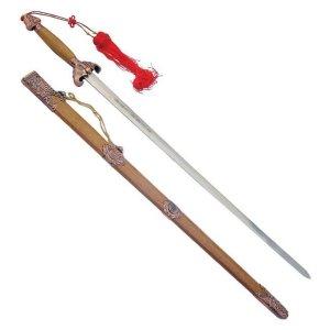 Tai Chi Swords
