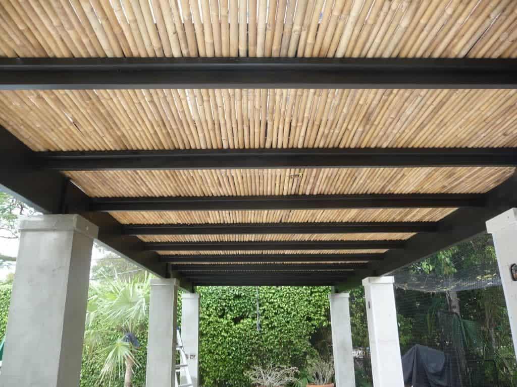 Pergolado De Bambu Como Fazer Durabilidade Pre 231 O 51 Fotos