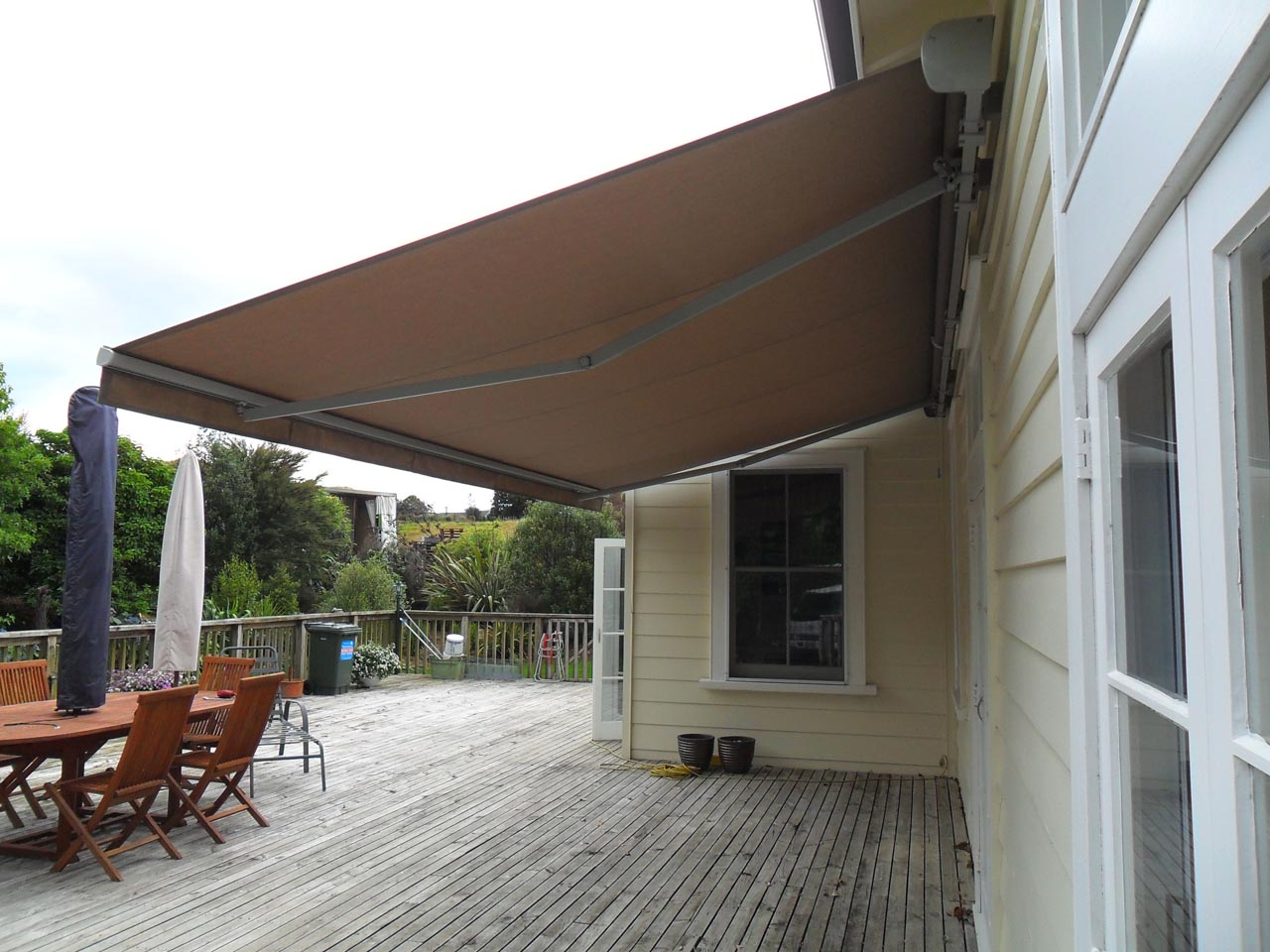 Retractable Awnings Amp Automated Awnings