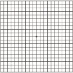 Amsler Grid for Vision Screening