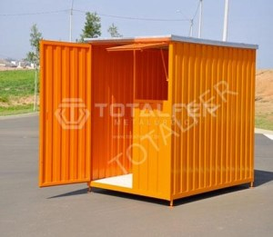 Container Desmontável