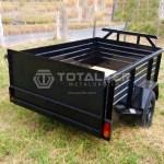 Carretinha para Transporte de Carga - Moto, container, bicicleta, barco, jet ski, quadriciclo, equipamentos e muito mais