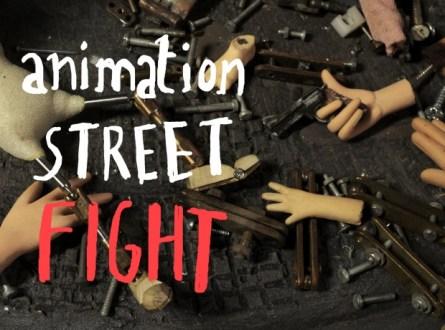 Animation Street Fight