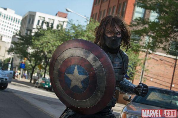 Captain America: Návrat prvního Avengera (foto: Marvel)