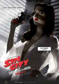 Eva Green na inkriminovaném plakátu