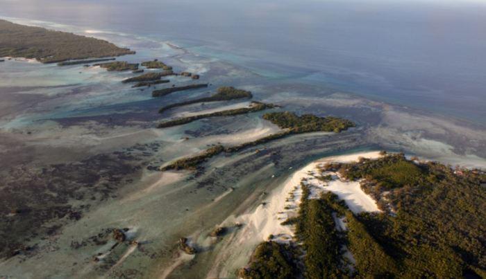 Aldabra - Byl jednou jeden ostrov (foto: Falcon)