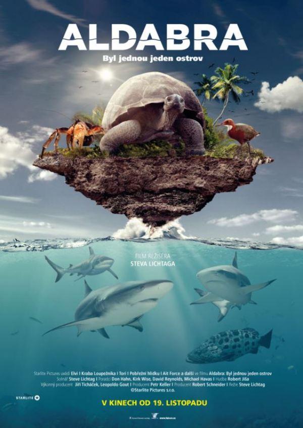 Aldabra plakat