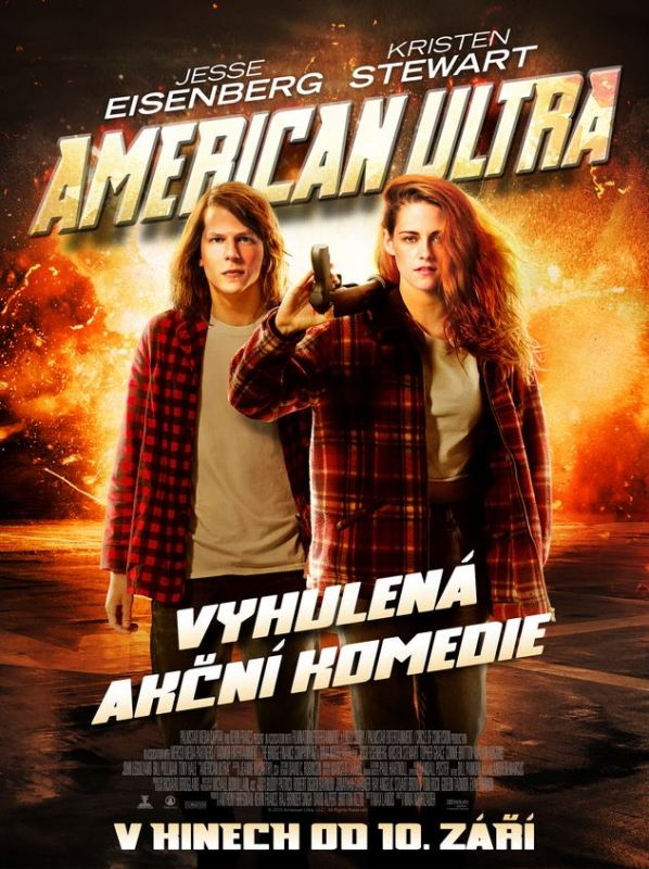 American Ultra CZ poster
