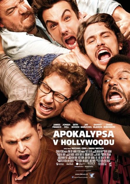 Apokalypsa v hollywoodu plakát