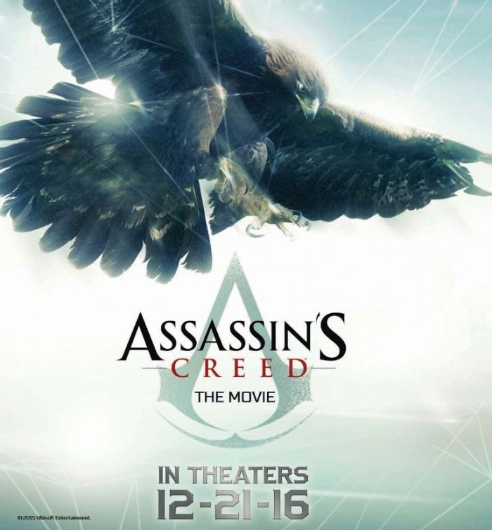 Assassin´s Creed teaser poster