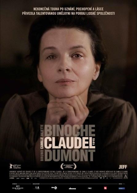Camille Claudel plakát